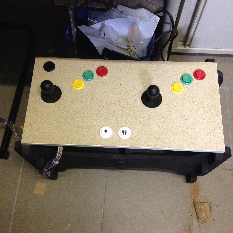 Arcade – Erster Selbstbau für Platinen Schnelltests