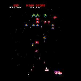 Galaga Board Nr. 3 repair log [20.11.2019]