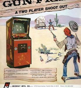 Gunfight Arcade Automat Repair [29.02.2020]