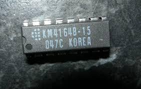 Dynamic Ram 4116 to 4164 [update 21.03.2020]