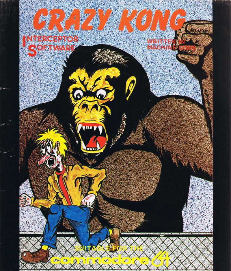 Crazy Kong Part II bootleg pcb repair